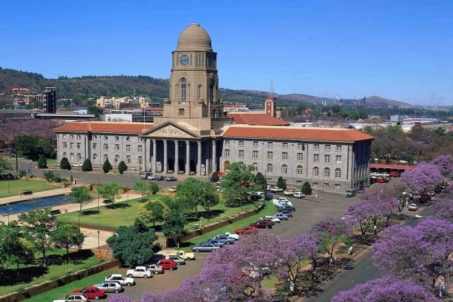Pretoria City Hall