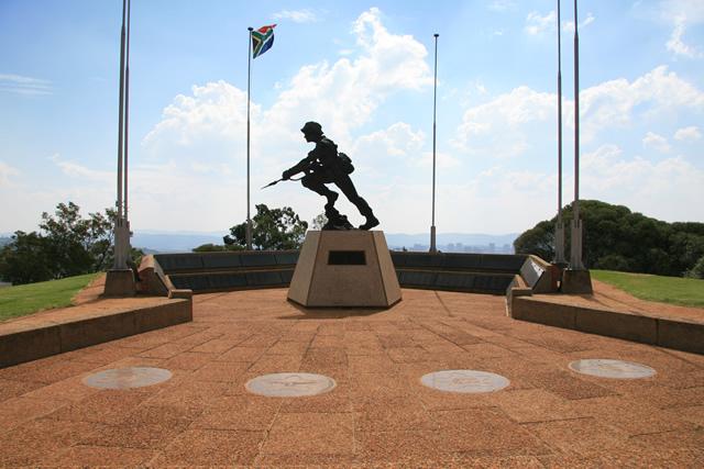 The Pretoria Forts