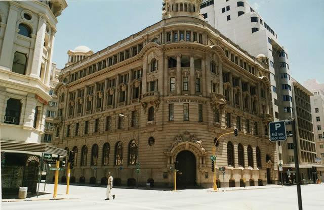 Standard Bank Harrison Street