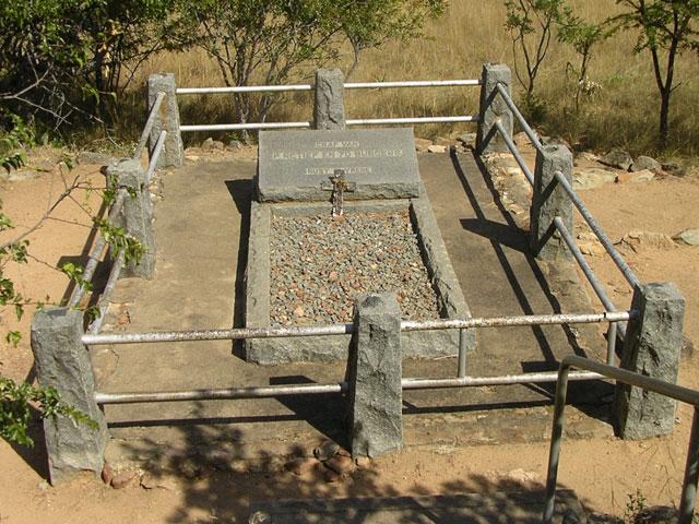 Piet Retief's Grave
