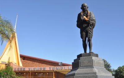 Gandhi Statue Ladysmith