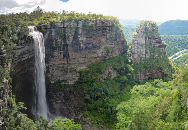Oribi Gorge and Nature Reserve