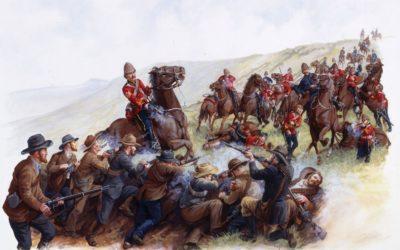 Laing's Nek Battle